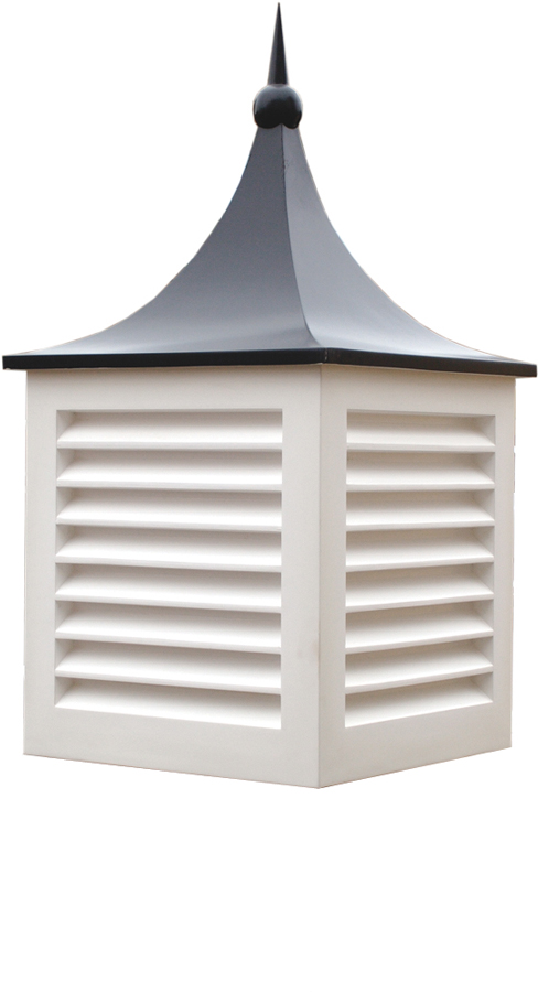 Fibreglass Roof Cupolas And Turrets Grp Roofing Supplies