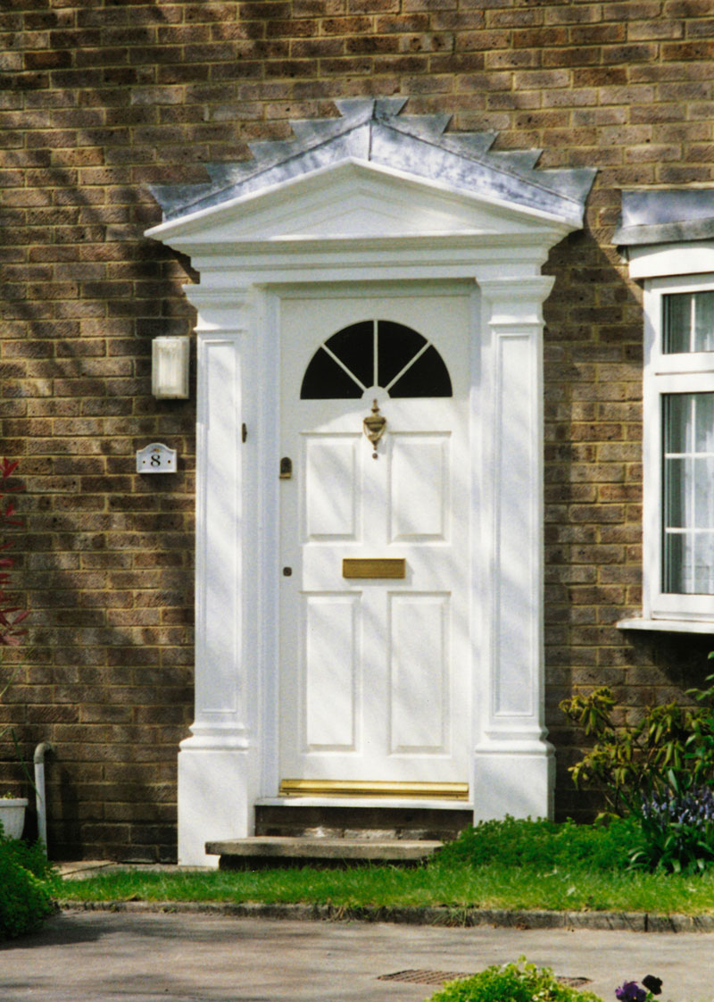 Grp Door Surrounds Fibreglass Porches Uk