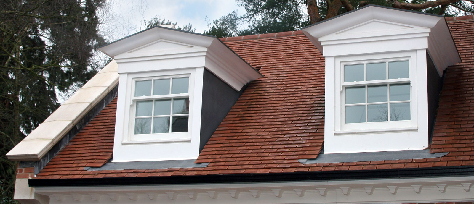 Premade roof dormers cost efficient for Prefab roof