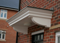 Flat Roof Entrance Canopies