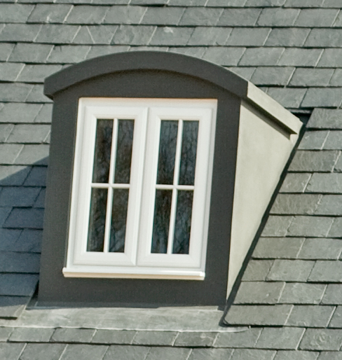 50° Curved Roof Dormer WBP:10700-06