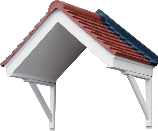 800 Series - Langford - Replica Tiled Roof