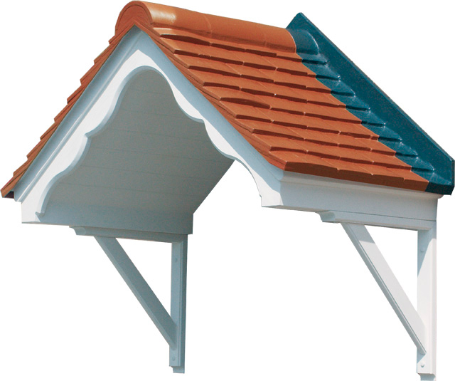 800 Series - Durnford - Replica Tiled Roof