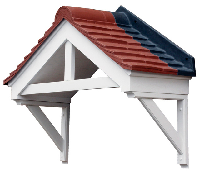 500 Series - York - Replica Tiled Roof