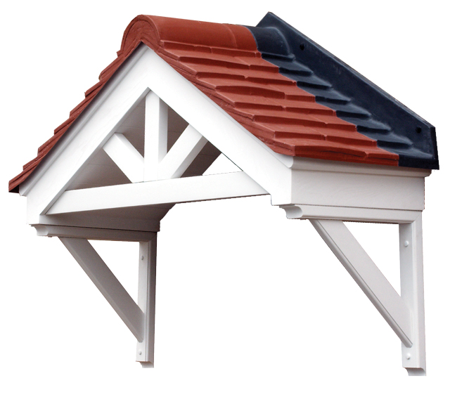 500 Series - Oxford - Replica Tiled Roof