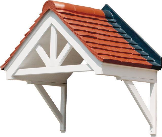 800 Series - Rushton - Replica Tiled Roof
