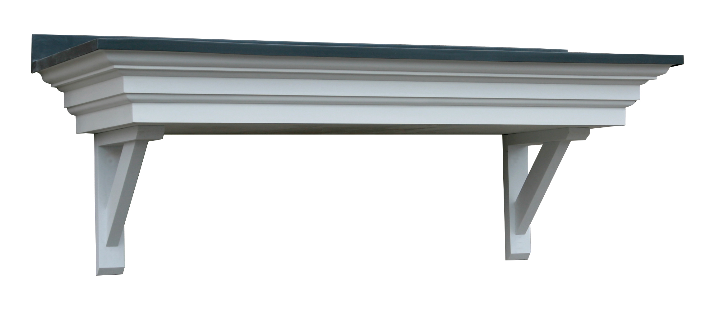 Haxton -  600 Series - 1620 Replica Lead  Roof Canopy