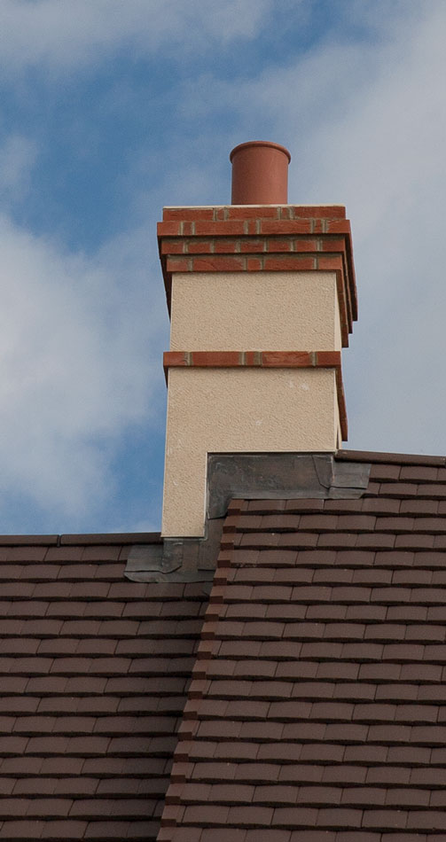 Quickstack Rendready Chimney