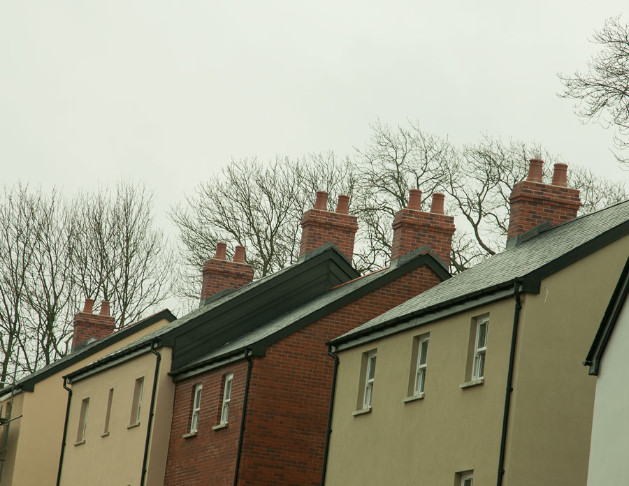 Quickstack Replica Brick Dummy Chimneys