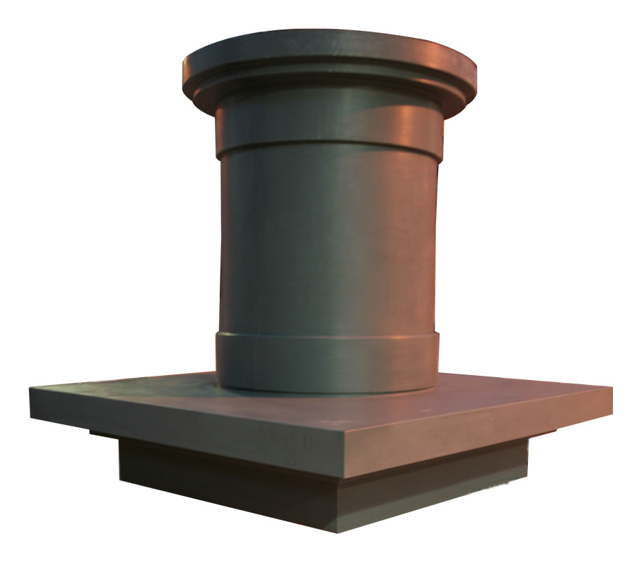 GRP Chimney extract housing