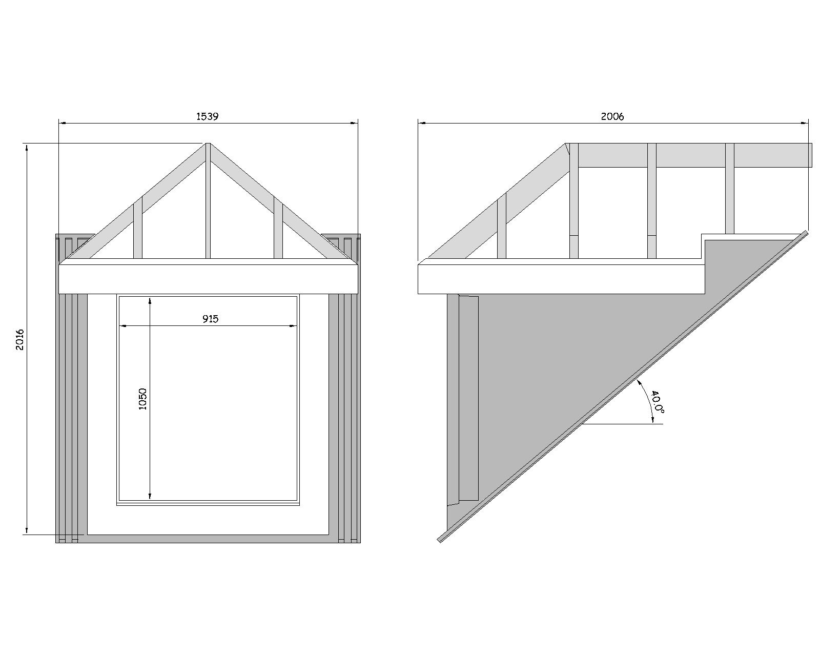 40Â apex hipped roof dormer wbp 6811 05 grp window surrounds