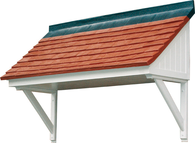 Woodford Replica Tile Roof 700 x 2300