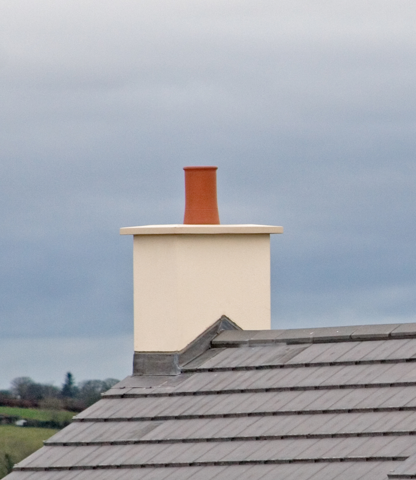 Quickstack Brick Slip Chimneys Grp False Dummy Chimneys Uk