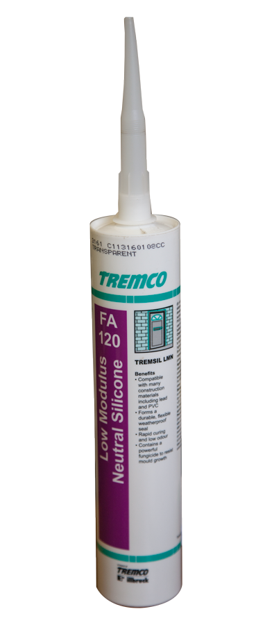 Tremsil Low Modulus Neutral Silicone FA120