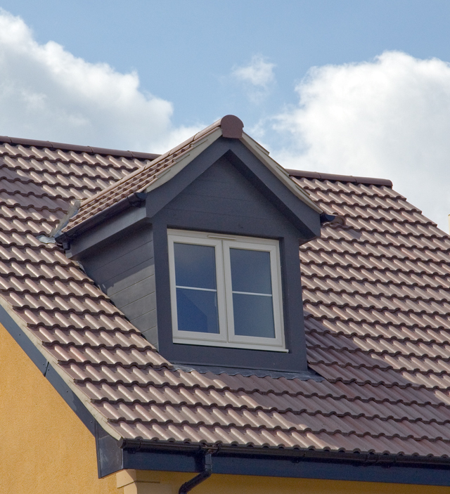 Fibreglass GRP Dormer | Trussed Roof Dormers - UK