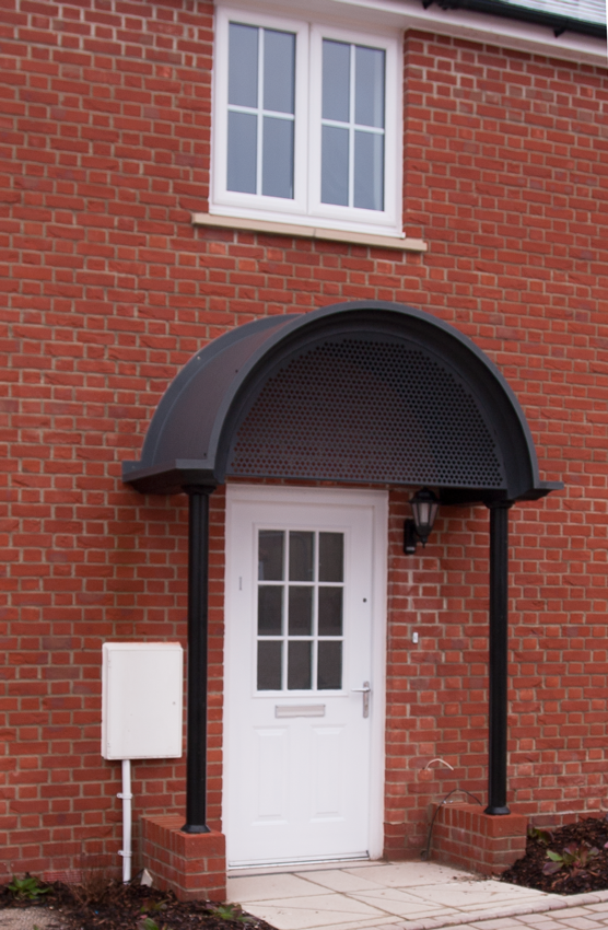 Wilton Curved Roof Curved Roof Canopies