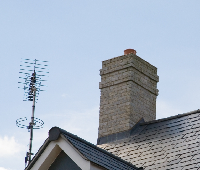 Quickstack End Gable With BF Capping - Image For Illustration Purposes Only